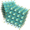 Air-stable perovskite nanostructures with dimensional tunability by polymerizable structure-directing ligands
